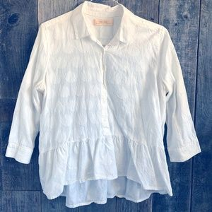 Isabella Sinclair White Button Down